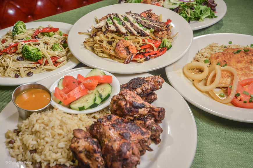 Evelyn and Olive Jamaican and Southern Cuisine - Memphis, Tennessee